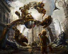 Steampunk - Fantasy
