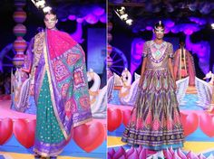 The daring bride by Kitsch King Manish Arora