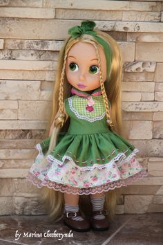 Hey, I found this really awesome Etsy listing at https://www.etsy.com/ru/listing/248178604/doll-clothes-for-disney-animator-dolls