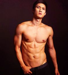 Harry Shum Jr. A tall, buff man that can DANCE too!?!? Sign me up on that blind date any day. ANY. DAY.