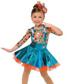 18800 - Birthday Surprise colors: 27 Fuchsia, 57 Purple, 58 Turquoise by A Wish Come True Cute Girl Outfits, Dance Outfits, Kids Outfits, Tap Costumes, Ballet Costumes, Halloween Sewing, Girls Dress Up, Beautiful Little Girls, Beautiful Costumes