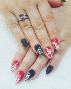 My awesome nails by @NailsByBelle