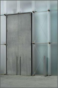 Kunsthaus Bregenz | Peter Zumthor | Tür in der glasfassade | Christoph Thum