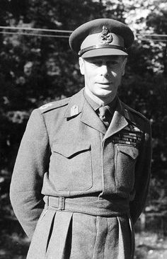 King George VI Father to Queen Elizabeth the Father in law to Prince Philip Lady Elizabeth, Princess Elizabeth, Diesel Punk, George Vi, Uk History, British History, Sandringham House, Norfolk, Commonwealth