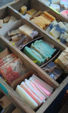 .good idea to organize samples