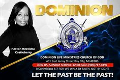 Dominion Life Ministries Church of God
