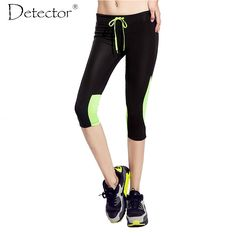 #savemajor #Deals at SaveMajor.com Detector Women Fi... Save Major http://savemajor.com/products/detector-women-fitness-legging-yoga-sport-pants-womens-liner-running-tights-female-elastic-waist-capri-pants?utm_campaign=social_autopilot&utm_source=pin&utm_medium=pin