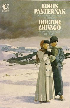 Dr. Zhivago by Boris Pasternak. Boris Pasternak was also a poet. Please search out some of his poetry!