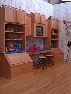 Awesome Play and Storage Idea for Kids