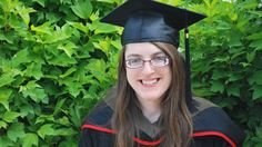 """New graduate and her story of discovering she had ADHD due to struggles at college. """"I never hesitate to tell people that being evaluated for learning and attention issues was the best choice I've ever made. ADHD doesn't define me, but it does help me understand who I am."""""""