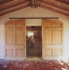Gorgeous stucco barn