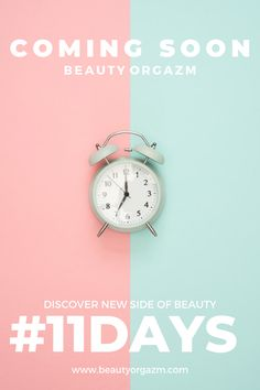 Start the countdown with Beauty Orgazm T O D A Y.  Follow Beauty Orgazm skincare + haircare brand for natural, organic, vegan and cruelty free beauty products. Revolutionary brand that brings you skincare + haircare with CBD + HEMP oil that will help you solve problems like acne, ecezma, psoriasis. B E A U T Y  O R G A Z M #COMINGSOON #11DAYS