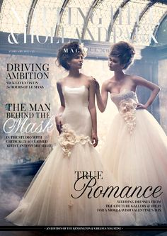 The Notting Hill & Holland Park magazine February 2015  The sister to the Kensington & Chelsea Magazine showcases news concerning local residents and events happening in and around the Royal Borough, as well as intelligent and sophisticated features on property, places, products and services of relevance to its audience. Interviews with prominent people from different luxury industries in the local area also feature monthly.