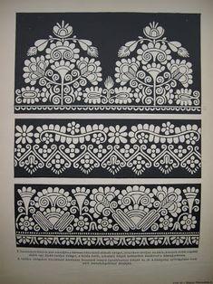 アルバム アーカイブ Hungarian Embroidery, Folk Embroidery, Embroidery Patterns, Embroidery Online, Butterfly Embroidery, My Heritage, Chain Stitch, Needlepoint, Folk Art