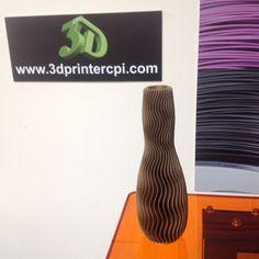 #PLA y #3DCPI-02 la union perfecta