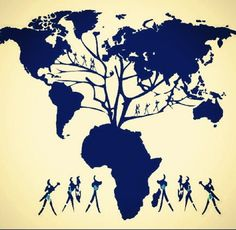 We Are All Africans..may my baby know they come from love of all..not one or two material places! Love