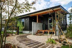 今治市の家 外観: エムアイ.アーキテクトが手掛けたtranslation missing: jp.style.家.modern家です。