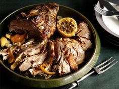 Pork Roast with Garlic #RecipeOfTheDay