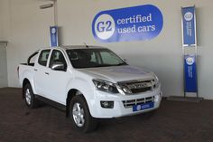 Please Check out this Isuzu - KB 300 D-TEQ LX (130 kW) Double Cab 4x4 on Carfind