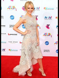 Star Tracks: Friday, November 27, 2015 | CARPET QUEEN | Kylie Minogue cuts a flawless figure while arriving to the 29th annual ARIA Awards at The Star in Sydney, Australia, on Thursday.