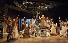 Teatterin alivuokralainen: Les Misérables / Tampereen Teatteri
