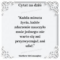 🔥największy zbiór cytatów znajdziecie na stroni… na Stylowi.pl Pretty Words, Cool Words, Best Quotes, Life Quotes, Weekend Humor, Motivational Quotes, Inspirational Quotes, True Stories, Texts