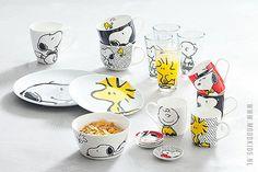 Xenos lanceerde begin deze week een Snoopy collectie met heel veel artikelen met Snoopy, Charlie Brown en Woodstock. We maakten alvast een selectie.