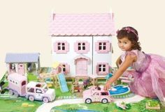 Le Toy Van Dollhouses and Accessories
