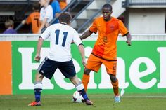 Ajax hofleverancier Oranje u20, u19 én u18