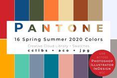 Pantone Colour Palettes, Pantone Color, Design Blog, E Design, Color Trends, Color Combos, Colour Schemes, Interior Design Trends, Pantone 2020