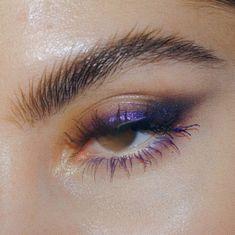 Make Makeup, Edgy Makeup, Makeup Eye Looks, Eye Makeup Art, Pretty Makeup, Skin Makeup, Makeup Inspo, Eyeshadow Makeup, Makeup Inspiration