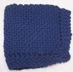 Dish Cloth - Torrent Blue