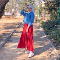 Hijab Fashion Casual Skirt Outfit Ideas To Copy - image:@_arabian__girl - Looking for Inspiration On How To Wear Skirt Outfits, Casual Hijab Outfit With Skirt, Summer Hijab Outfit With Skirt, Street Style Skirt, Then Keep Reading For Inspo On Street Hijab Fashion, Chic Skirt Hijab Outfit, Black Skirt Hijab Outfit Casual Outfits With Modest Skirts, Classy Modest Outfits And Much More. #modestdressescasual #hijabfashion #hijabstylecasual #summerstyle #hijabfashion #hijaboutfit