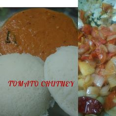 Tomato Chutney Veg Recipes Snacks, Tomato Chutney, Red Chilli, Curry Leaves, Mustard Seed, Cooking Tips, Chicken, Food, Red Chili