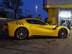 Nice Ferrari 2017: Ferrari F12 TDF painted in Giallo Tristrato Photo taken by: f.s_photography_ on ... Check more at http://24cars.top/2017/ferrari-2017-ferrari-f12-tdf-painted-in-giallo-tristrato-photo-taken-by-f-s_photography_-on/