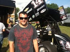 Tony Stewart Does What He Loves. Do you?