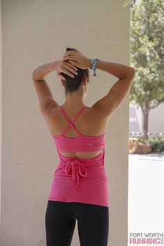 Nancy Rose Fusion Wrap Top   Women's Athletic Clothes   Fort Worth Running Company Fashion