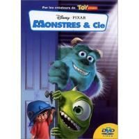 DVD Monstres et cie