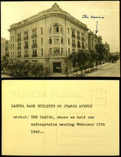 Banco de la Laquna Torreon, Coah.