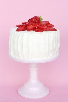 Strawberry Shortcake... Cake » Glorious Treats