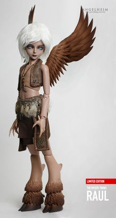 AngelHeim - Ball Jointed Doll Total Shop #bjd