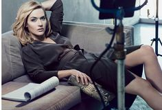 ☆ Kate Winslet   Photography by Craig McDean   For St John Campaign   Spring 2012 ☆