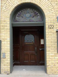 Doors of London Ontario Photo by Erika Kiss