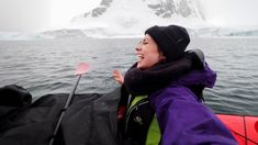 What it's Like to Kayak in ANTARCTICA!
