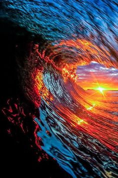 The Salt Life (surfing ocean waves~) No Wave, Beautiful Sunset, Beautiful World, Beautiful Gorgeous, Nature Pictures, Cool Pictures, Amazing Photography, Nature Photography, Waves Photography