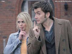 david tennant and billie piper | Galleria di immagini e foto: Gli Undici Dottori di Doctor Who