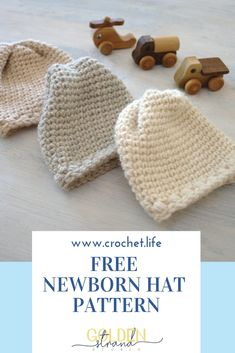 Easy Crochet Newborn
