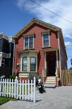 The Shorey House at 1782 8th St. in West Oakland was the historic home of Captain William Shorey, the only African-American whaling captain in Pacific coast history. Back when the Bay Area was America's whaling capital, this feat made Captain Shorey a local icon...It became the Shorey family in 1888