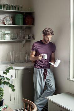 Pajama Pant Size:  unisex sizes S, M, L and XL German Nähanleitung Pyjamahose mit Schnittmuster