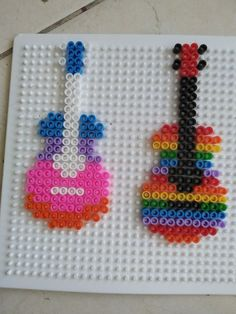 Learn how to make a perler! Using your own tools and patterns for a custom perler for any festival or rave! Easy Perler Bead Patterns, Melty Bead Patterns, Perler Bead Templates, Diy Perler Beads, Perler Bead Art, Pearler Beads, Beading Patterns, Peyote Patterns, Pixel Beads